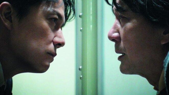 """""""The Third Murder"""" de Hirokazu Kore-Eda © Le Pacte"""