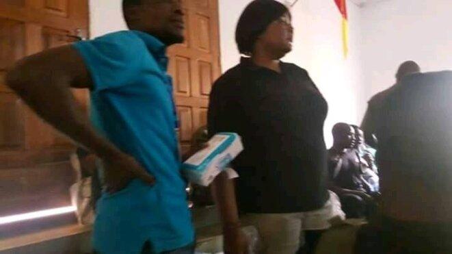 Tribunal militaire de Yaoundé. Soutien en eau et nourriture aux militants détenus