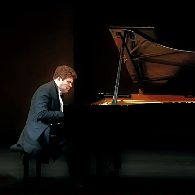 Denis Matsuev le 17 septembre 2018 à Paris