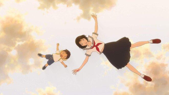 """""""Miraï, ma petite sœur"""" de Mamoru Hosoda © DR"""