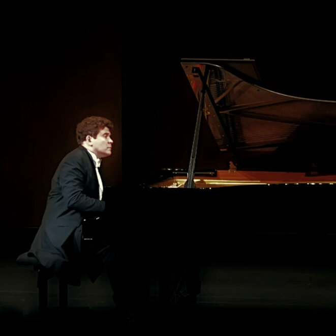 Denis Matsuev joue Rachmaninov à Paris