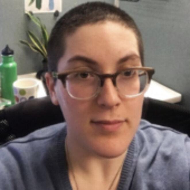 "Sarah Luterman, fondatrice de ""NOS Magazine"""