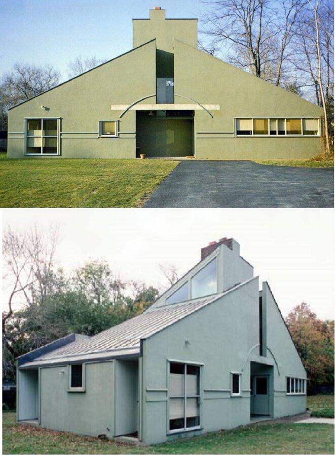 Robert Venturi, Vanna House