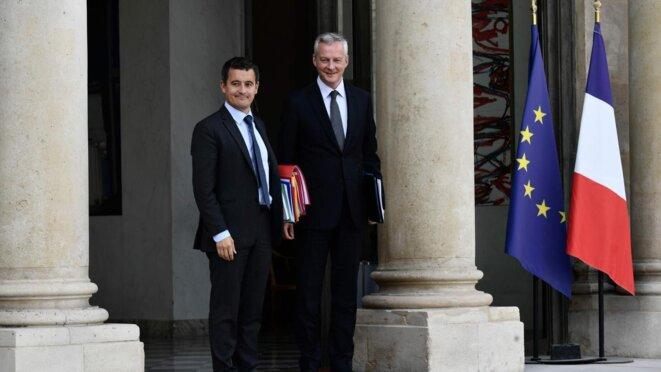 Budget 2019: Bercy annonce une baisse d'impôts de six milliards d'euros ... La Voix du Nord gouvernement promet de redonner du pouvoir d'achat aux ménages.PHOTO AFP