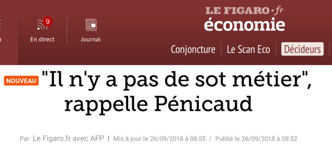 http://www.lefigaro.fr/flash-eco/2018/09/26/97002-20180926FILWWW00059-il-n-y-a-pas-de-sot-metier-rappelle-penicaud.php