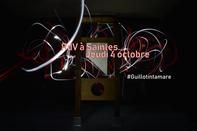 #Guillotintamare © Ibn Sina / Sentier Battant