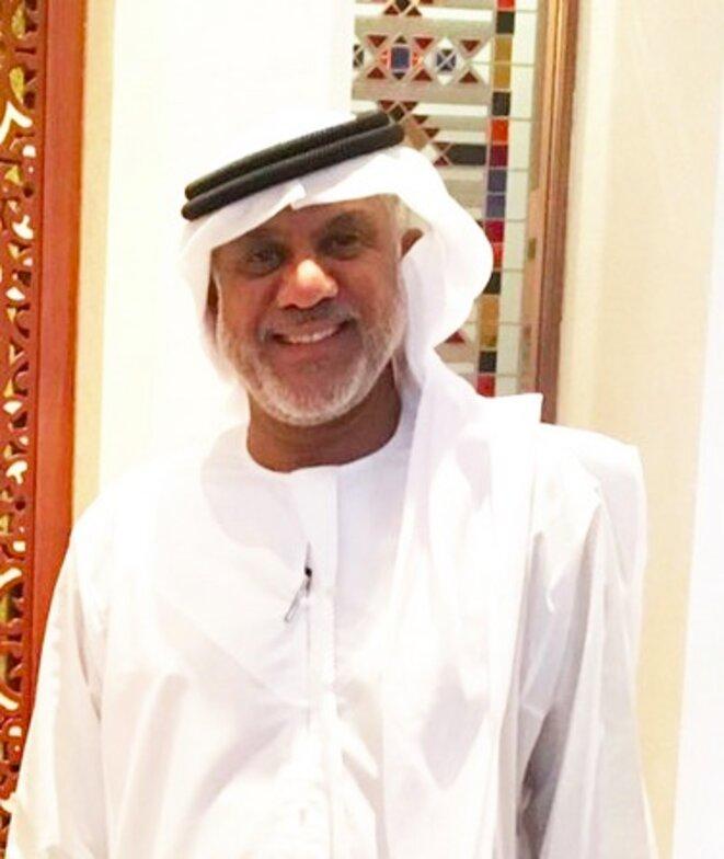 L'intermédiaire Abbas Yousef al-Yousef. © DR
