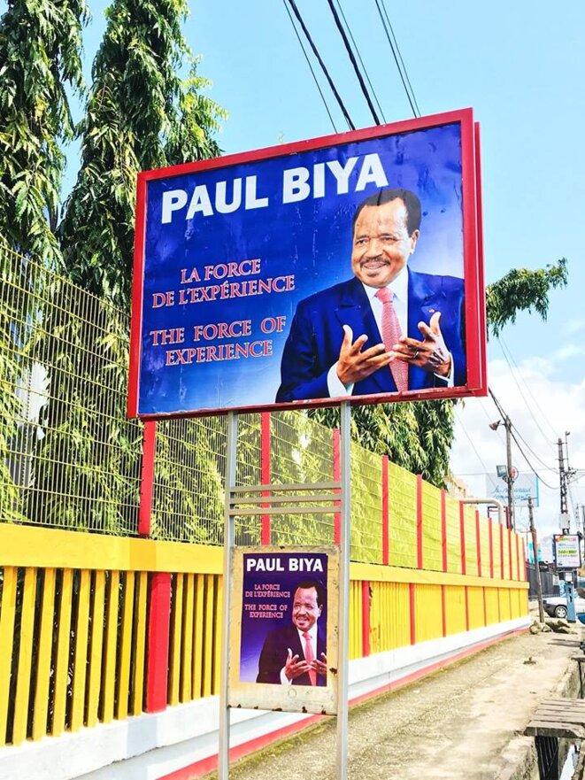 Affiche de la campagne 2018