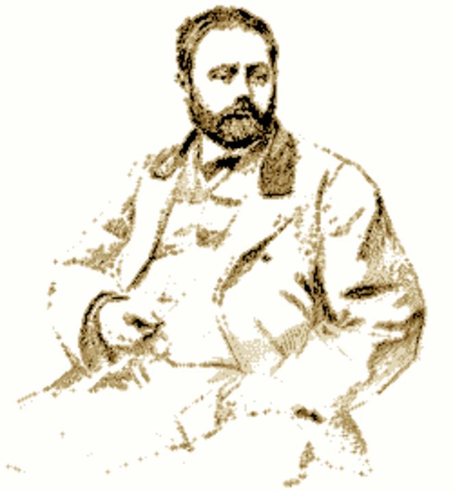 Emile Zola © Domaine public