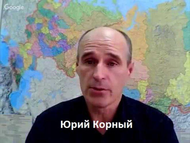 Yuri Korny, prisonnier politique © Facebook