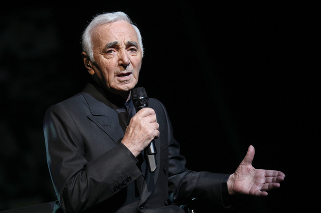 Une animatrice de France Bleu s'est réjouie du décès de Charles Aznavour