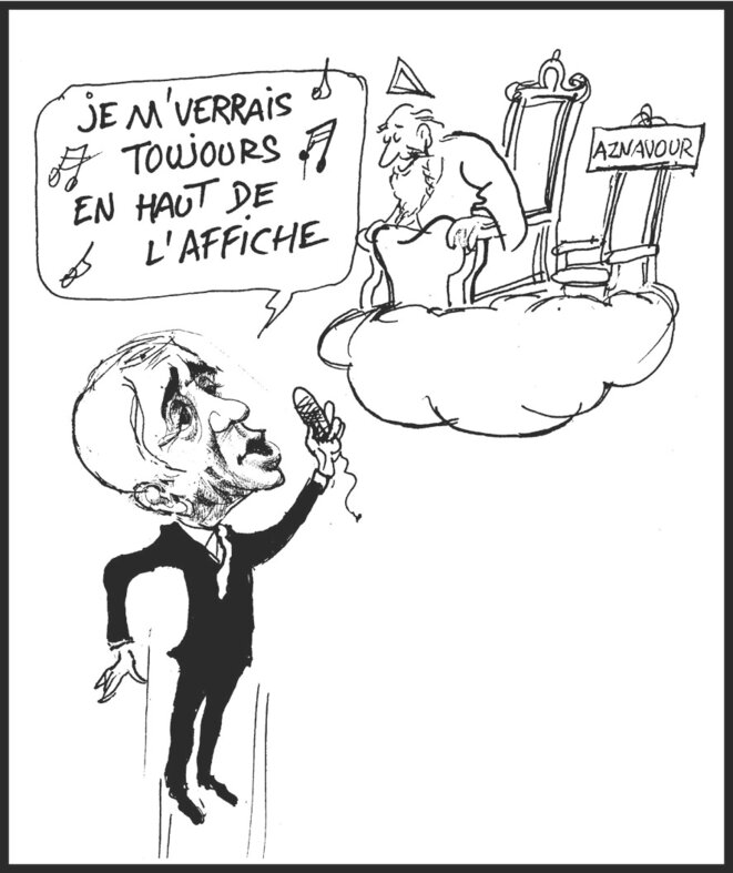 Aznavour © Calvi