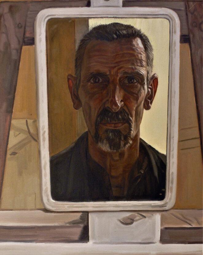 Marc Girard : Autoportrait (2015)