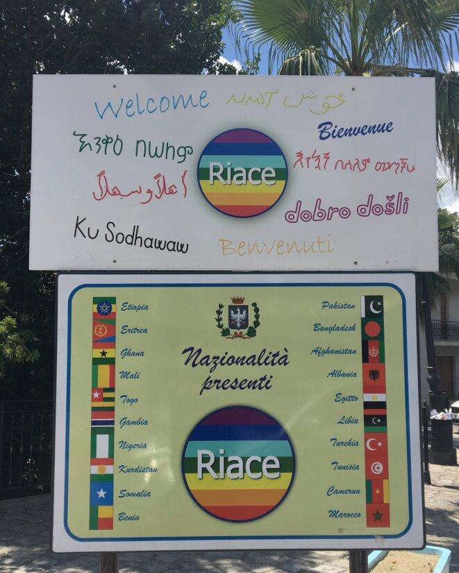Bienvenue à Riace