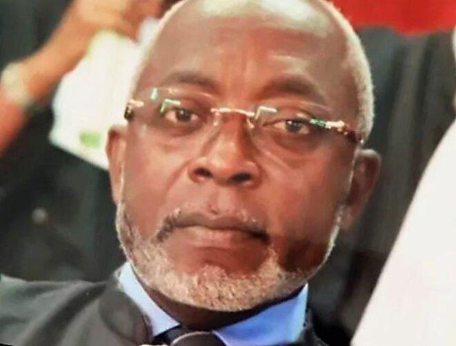 Gabon-Maître Lubin Ntoutoume