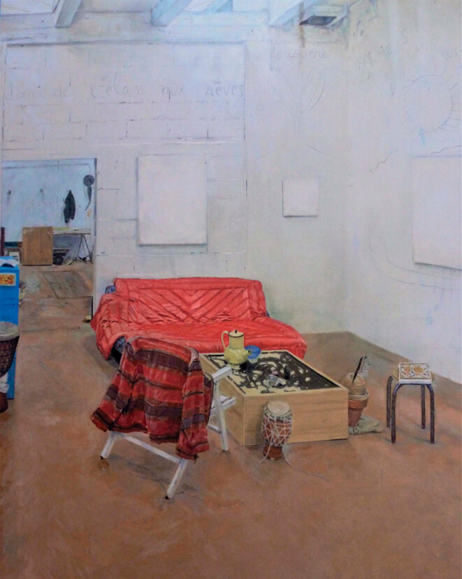 Marc Girard : Atelier (2000)