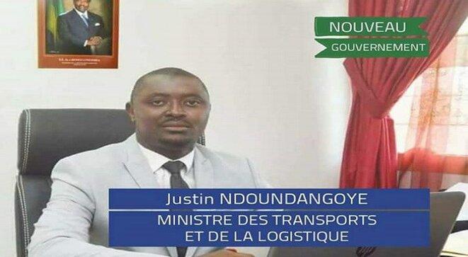Justin Ndoundangoye-ministre-des-transports-et-de-la-logistique