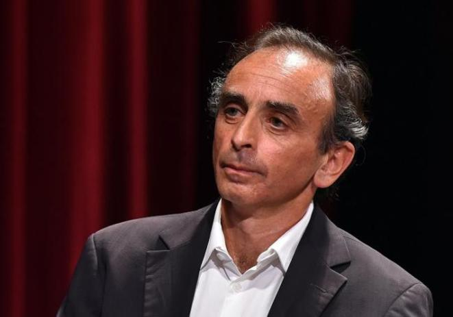 Eric Zemmour. Photo © BEBERT BRUNO/SIPA