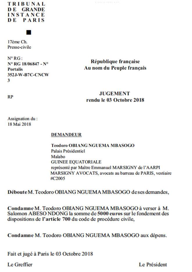 resume-jugement-tc-3-10-2018-obiang