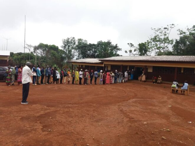 Gabon 6 octobre 2018- Vote sans grand engouement