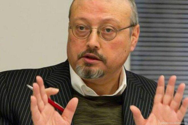 Jamal Khashoggi, journaliste saoudien assassiné en Turquie © [Beforeitsnews.com/Facebook