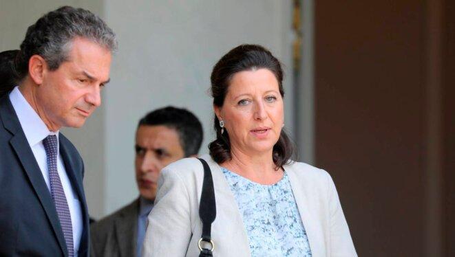 Le mari d'Agnès Buzyn nommé au Conseil d'État, alors qu'il est médecin