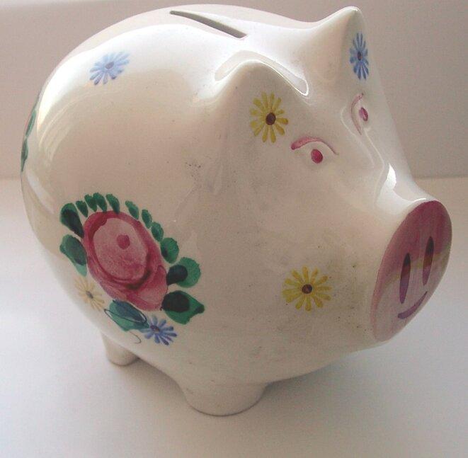 porc-tirelire