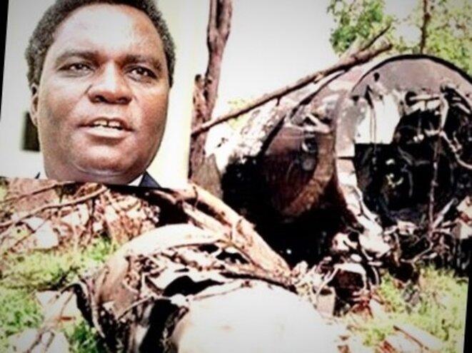 Le président rwandaisHabyarimana
