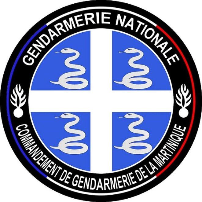 Les 4 kribos qu'arboraient les navires négriers, les gendarmeries et commissariats de police français en Martinique