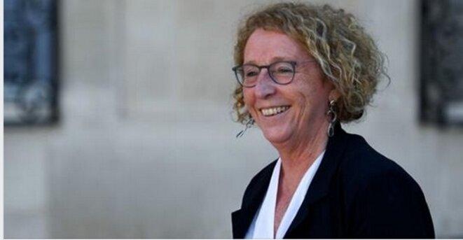 Muriel Pénicaud le 14 octobre [site France Inter]