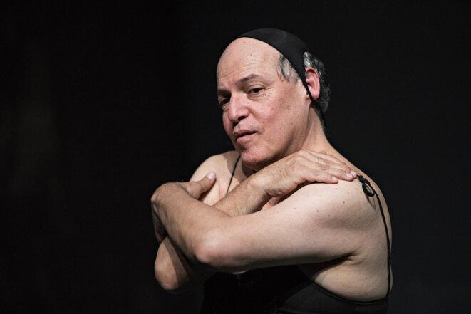 """Scène de """"Portrait de Raoul"""" © Jean-Louis Fernandez"""