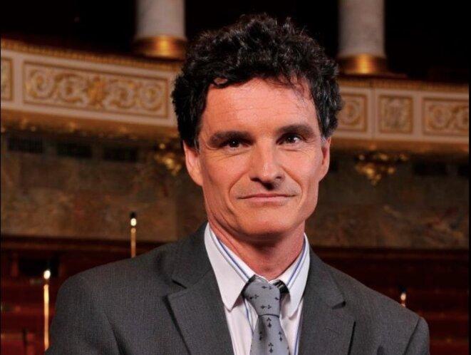 Le député du Morbihan Paul Molac, qui a quitté le groupe LREM à l'Assemblée pour fonder Libertés et territoires. © DR