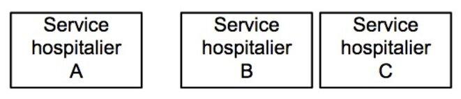 Géographie de l'hôpital de Vienne pour le cas Semmelweis © Christian Bois
