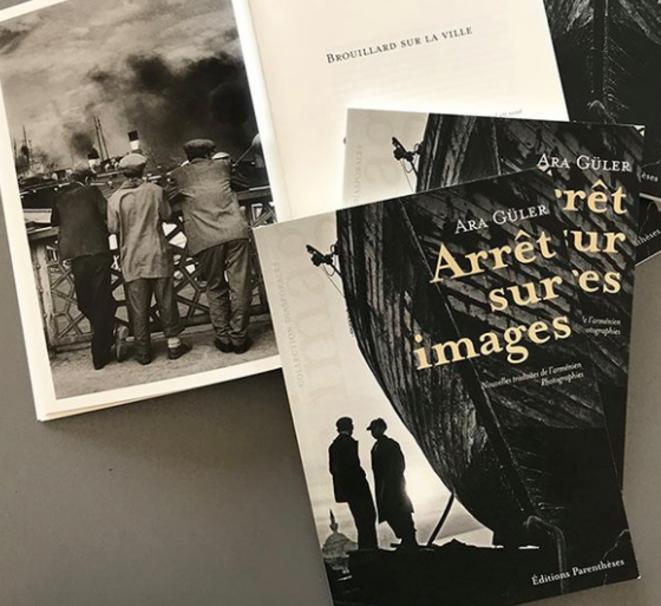 Ara Güler, Arrêt sur images, Marseille, Editions Parenthèses, 2013. © Editions Parenthèses