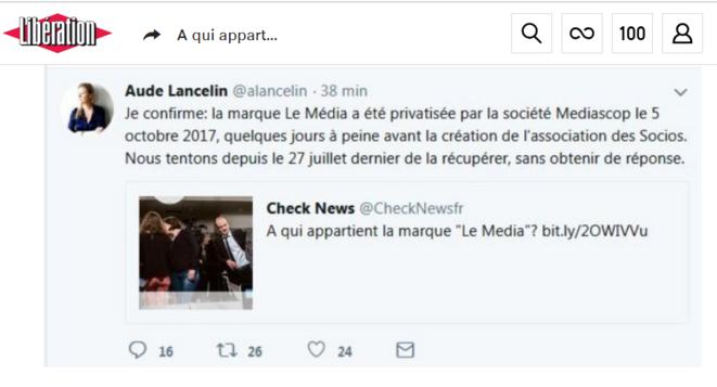 le-media-marque-deposee-chikirou-tweet-aude-lancelin