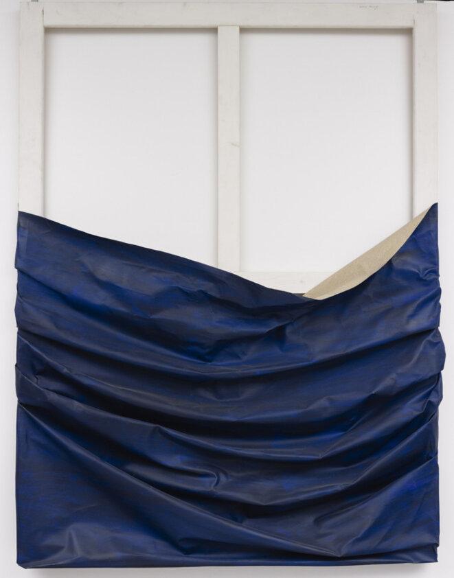 Helena Almeida, S.T., 1969, 130×97.5 cm,. Collection Fondation Serralves, Porto. © Helena Almeida