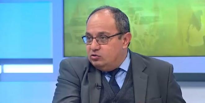 Rodolfo Noriega, abogado miembro de la Coordinadora Nacional de Inmigrantes © Resumen Latinoamericano