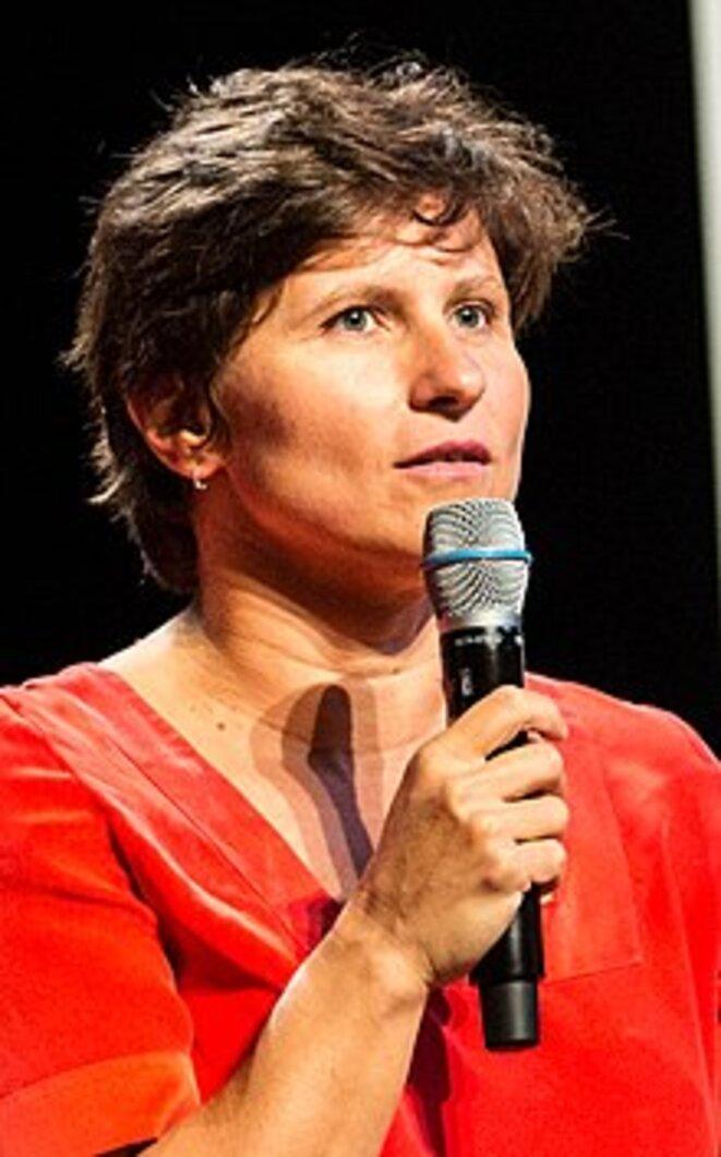 La ministre des sports Roxana Maracineanu a poursuivi les travaux de Laura Flessel.