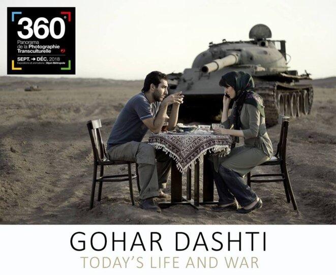 © Gohar Dashti 360° 2018 Dijon