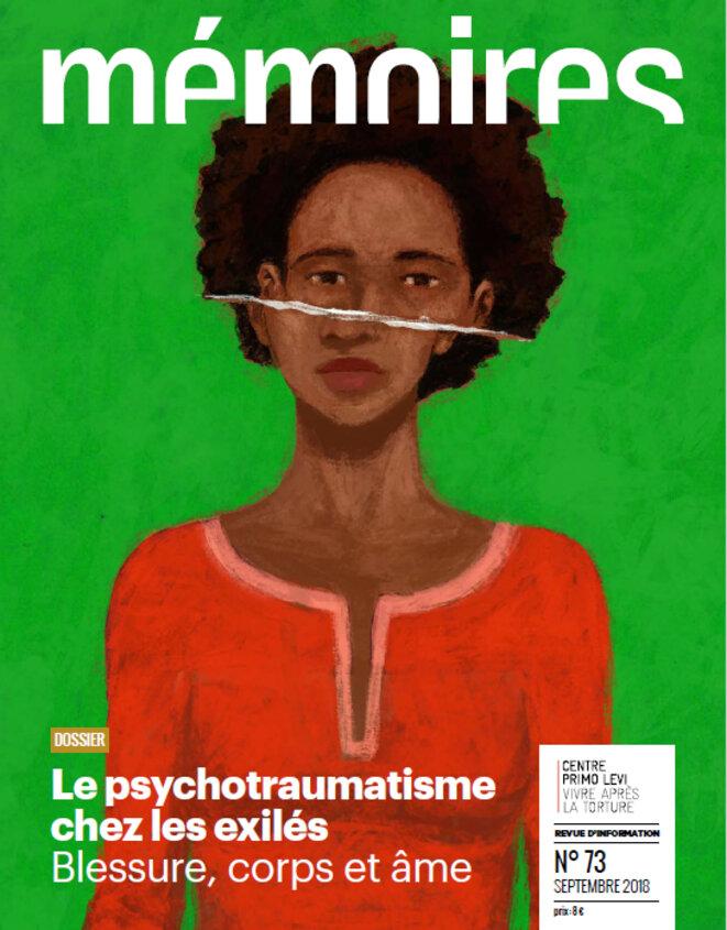 Mémoires N°73 : Le psychotraumatisme chez les exilés : Blessure, corps et âme