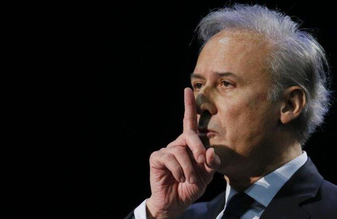 Georges Tron en 2015. © Reuters