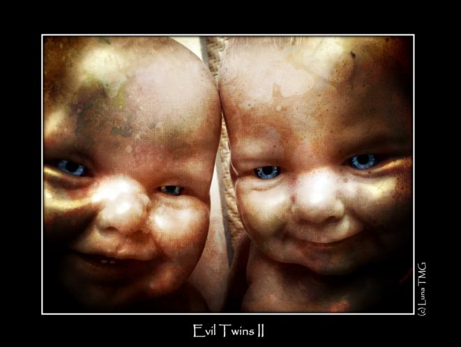 Evil Twins II © Luna TMG