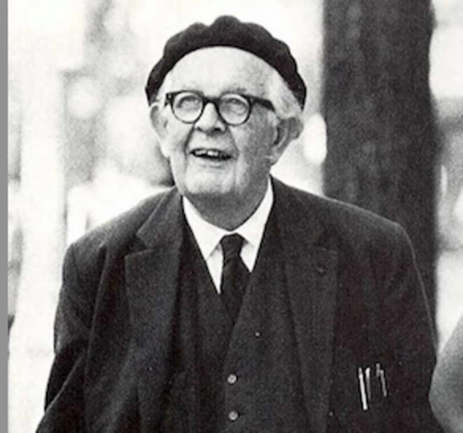 Jean Piaget (Source : Wiki)