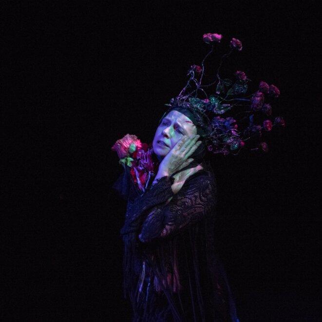 """Elizabeth  Czerczuk dans """"Les inassouvis"""" © dr"""