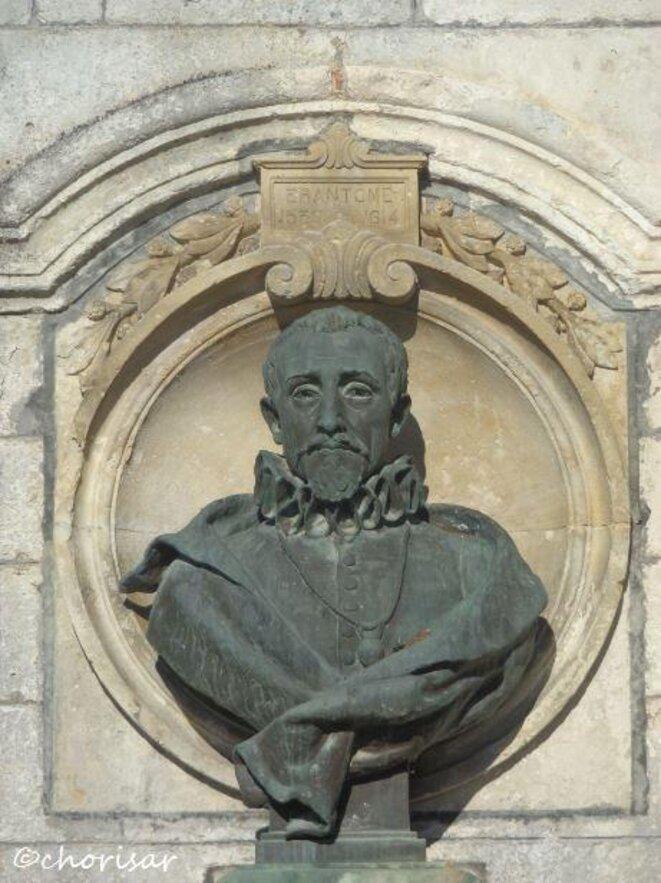 Pierre de Bourdeilles dit Brantôme © Chorisar