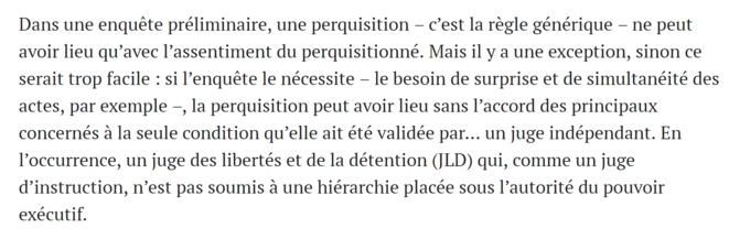 Extrait dudit article de Fabrice Arfi