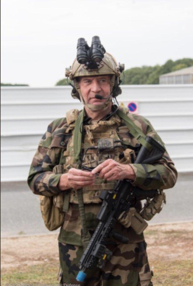 Le député Jean-Jacques Bridey, président de la commission de la Défense nationale © Twitter / ©jjbridey94260