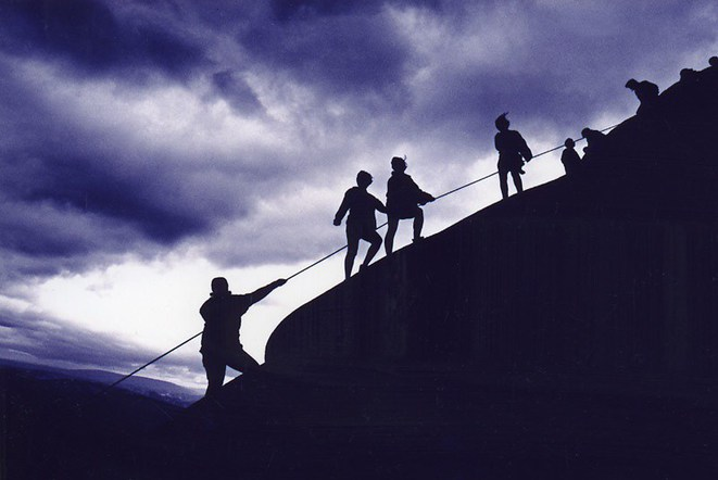 Extrait de « Territoire de la liberté » © Alexander Kuznetsov