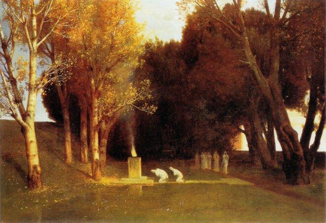 the-sacred-grove-1886-by-arnold-boecklin