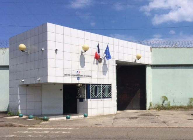 Le centre pénitentiaire de Borgo est composé d'un centre de détention et d'une maison d'arrêt. © DR